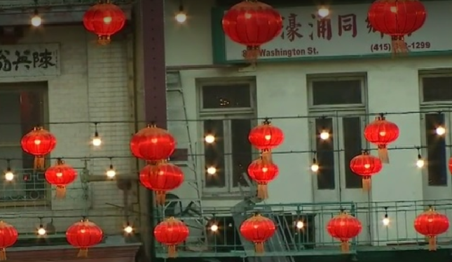 Sf Chinatown Lights Up The Night In Latest Effort At Revitalization Asamnews