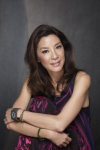 Michelle Yeoh Official Photo