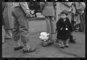 Japanese American Incareration Camp