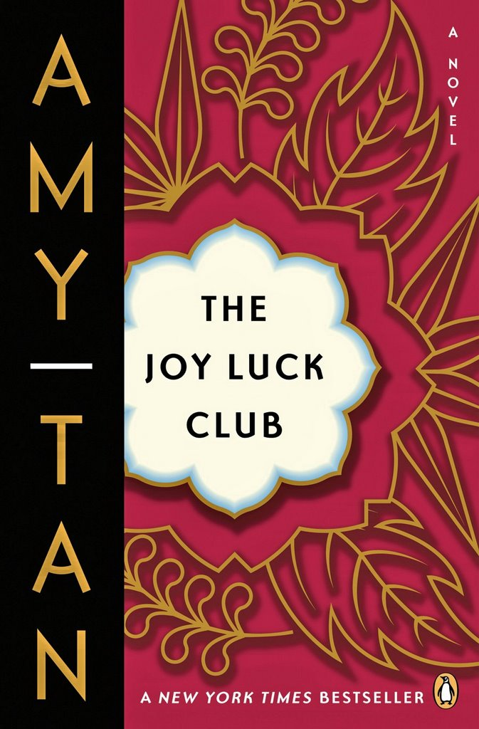 the joy luck club novel review In a nutshell, the plot centers around four chinese women and their four daughters the mothers, recent immigrants to san francisco in 1949, form a club, joy luck, where they eat elaborate meals, play mahjong, and talk in order to temporarily forget about the difficulties they have left behind.