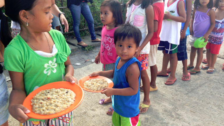 Being There for the Victims of Typhoon Haiyan: One Year Later