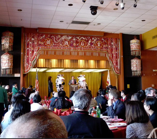 Asam news could chinatown landmark be converted to for American cuisine in san francisco