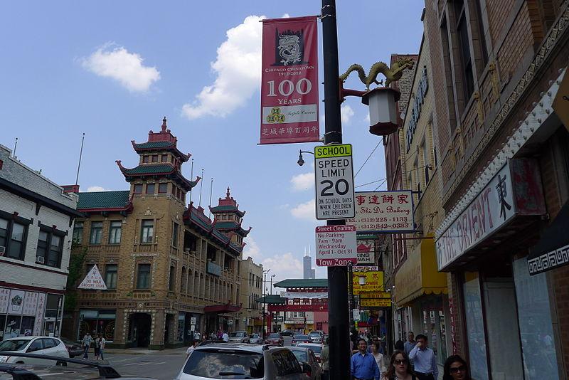 chicagos chinatown