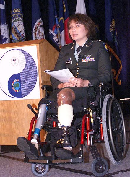 Asam News Senator Tammy Duckworth Making History But