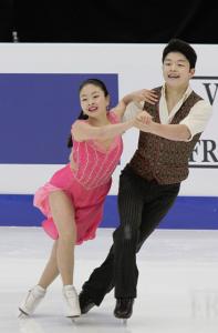 Alex & Maia Shibutani
