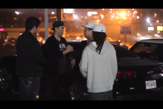 Asian american gangster