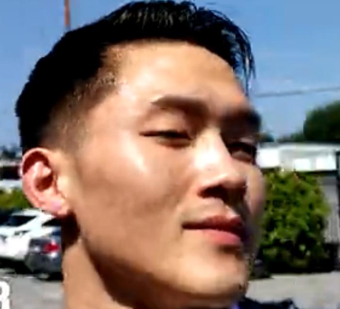 Hot asian male model #9