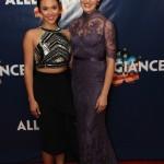Belinda Allyn and Manna Nichols. Photo by Lia Chang