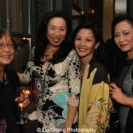 Carolyn Watanabe, Jodi Long, Tamlyn Tomita and Miiko Watanabe. Photo by Lia Chang