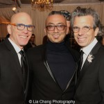 Floyd Sklaver, Paul Nakauchi and Marc Acito. Photo by Lia Chang