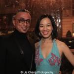 Paul Nakauchi and Lia Chang. Photo by Garth Kravits