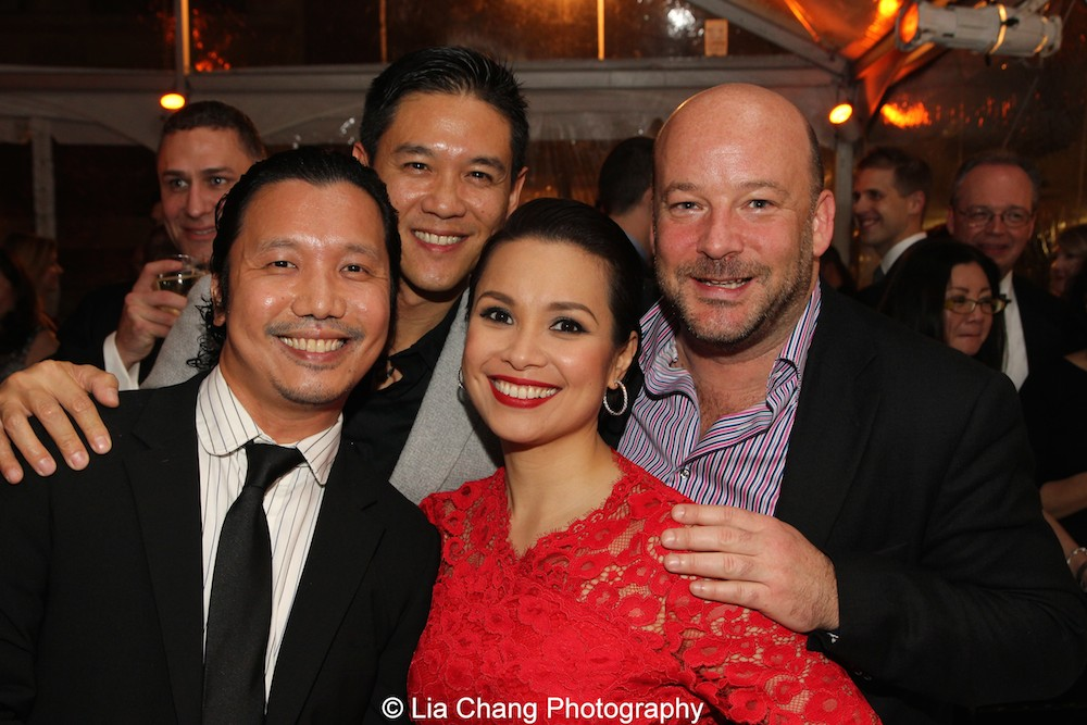 AsAm News | Partying with George Takei, Lea Salonga, Telly ...