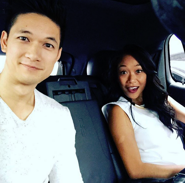 AsAm News | Harry Shum Jr  and Shelby Rabara Are New Parents