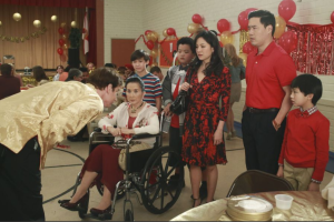 It's the year of the rat on Fresh Off the Boat