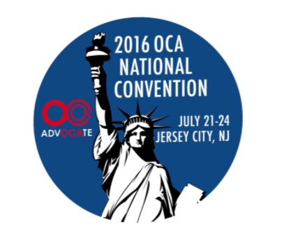 New Jersey To Host Organization of Chinese Americans (OCA) Annual Convention