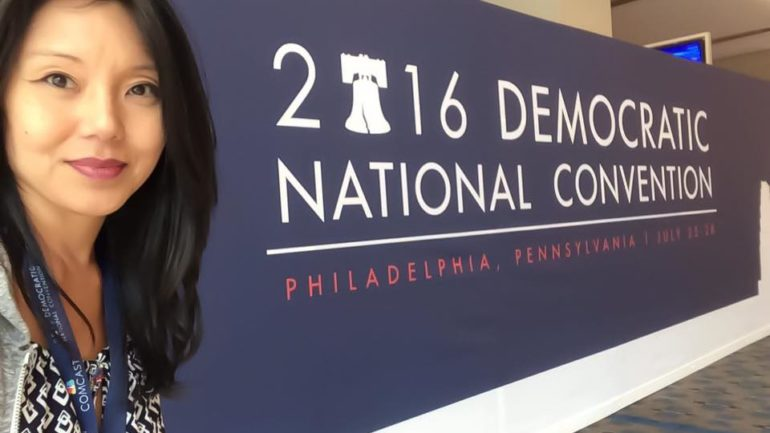 AsAmNews Contributor Experiences the Highs & Lows of the Democratic National Convention