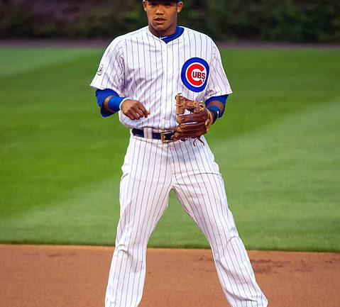 Cub's Addison Russell is back from injury