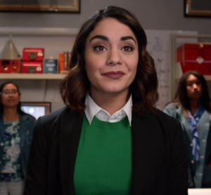 Vanessa Hudgens in Powerless