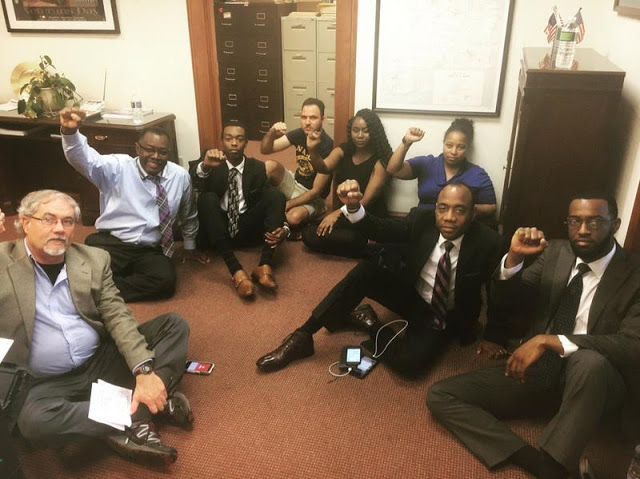 NAACP protests nomination of Jess Sessions for US Attorney General