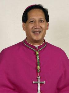 Bishop Oscar Azarcon Solis
