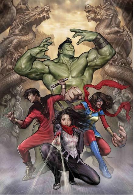 Totally Awesome Hulk Hulk 15
