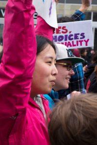 Women's March in Oakland