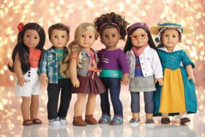 American Girl Boy Doll