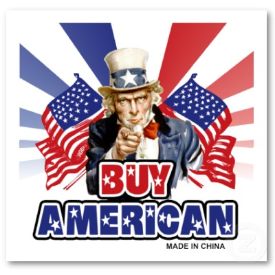 Buy American Made in China