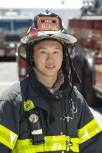Danny Chan, NYFD