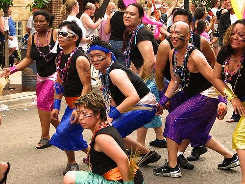 Chicago Pride Parade 2008