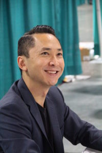 Pulitzer Prize winning author Thanh Nguyen