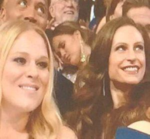 Chrissy Teigen Oscar 2017
