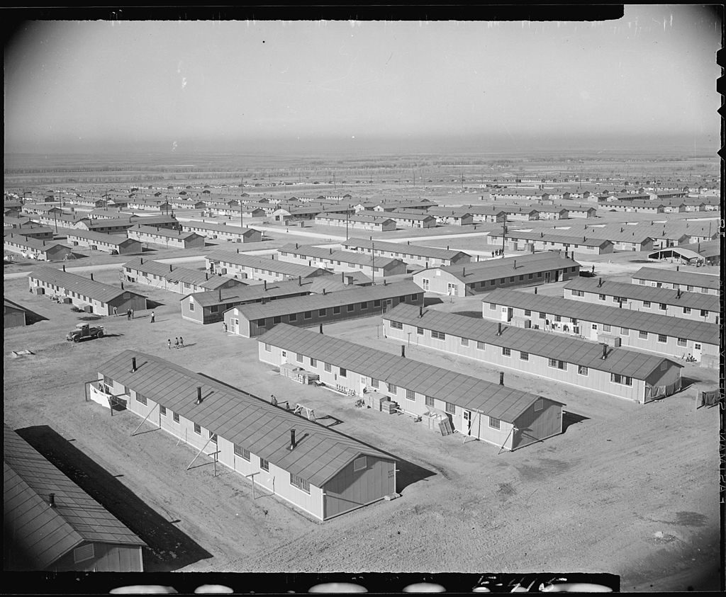 Granada Relocation Center, Amache, Colorado.