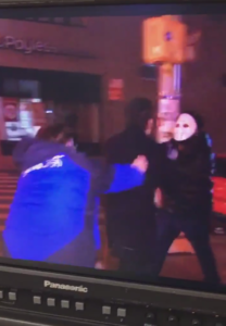 Cefaan Kim attacked