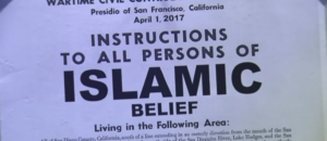 Muslim Incarceration Poster