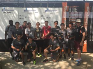 University of Chicago Men's Tennis in Final Four for second straight year