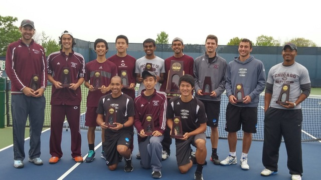 University of Chicago Men's Tennis