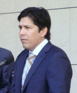 State Senator Kevin de Leon