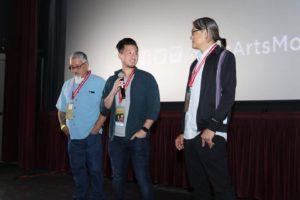 Gook screening at SDAFF