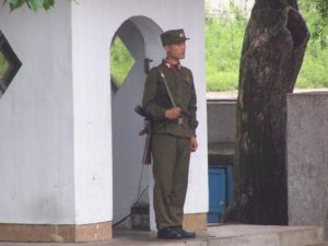 North Korean Demilitarized Zone