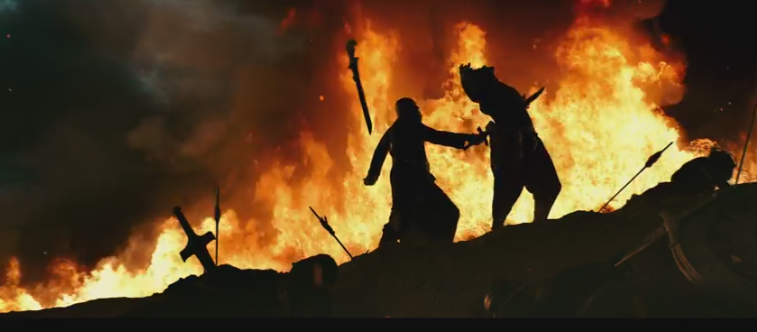 AsAm News | Indian Film Baahubali 2: The Conclusion Soaring