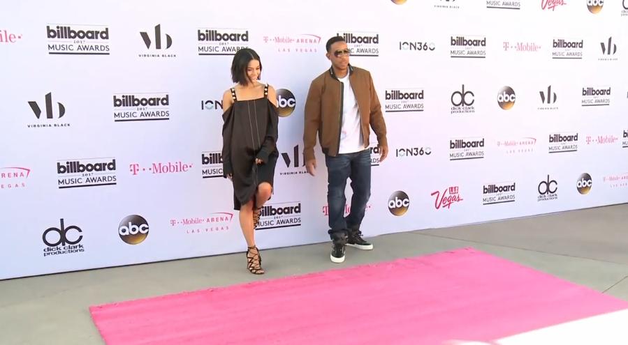 Vanessa Hudgens and Ludacris
