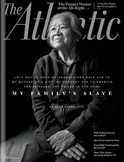 Atlantic Cover of My Family Slave