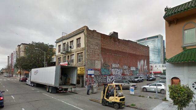 Oakland SRO 524 Eighth Street