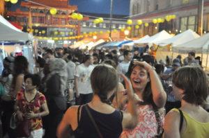International District Night Market