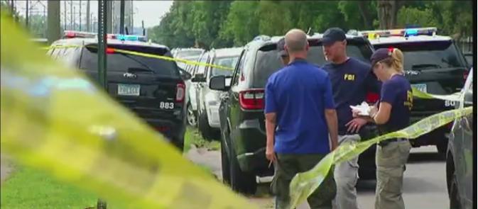 Mosque Explosion in Minneapolis