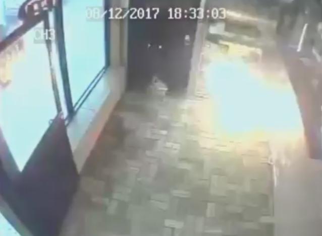 Philadelphia Restaurant Explosion