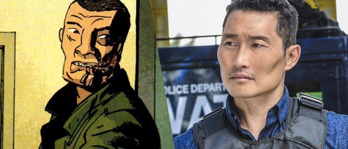 Daniel Dae Kim confirms he has taken the 'Hellboy' role