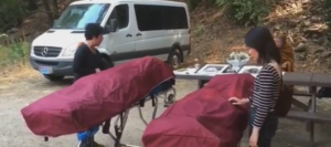 Thai Students body found in Kings River