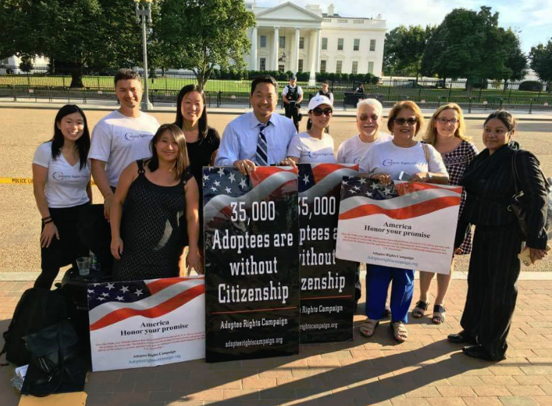 Adoptee Rights Campaign